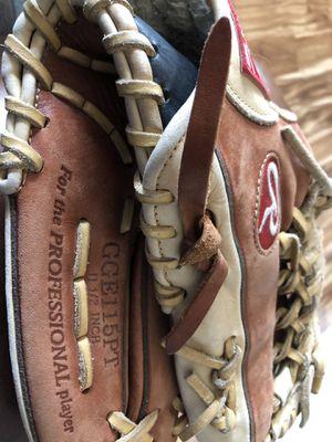 Rawlings GG Elite 11.5 Baseball Glove for Sale in Federal Way, WA