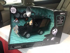 Nightmare Before Christmas Mayor Remote Control Car for Sale in Farmingdale, NY
