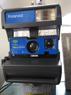 POLAROID ONE STEP 600 Talking Camera for Sale in Sacramento, CA