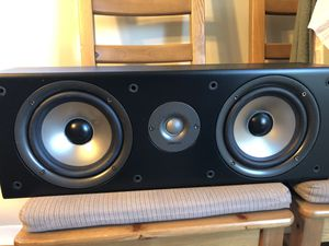 Polk Audio CS2 Series II Center Speaker for Sale in Seattle, WA