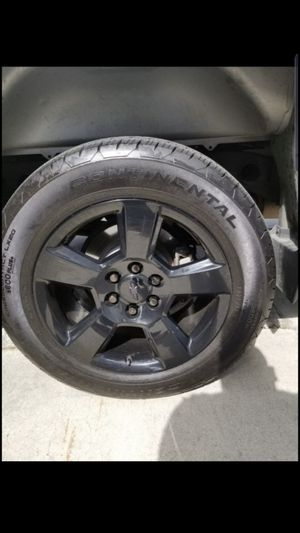 """Chevy rims 20"""" oem for Sale in Inglewood, CA"""