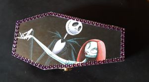 Jack and Sally The Nightmare Before Christmas for Sale in Riverside, CA