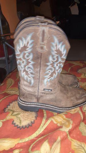 Women's Steel Toe Brazos Boot's for Sale in San Antonio, TX