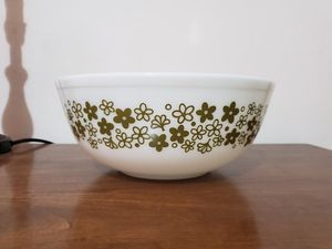 Spring blossom Pyrex bowl for Sale in Lathrop, CA