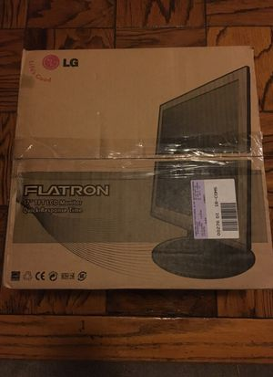 "LG Monitor 17"" flatron for Sale in Laurel, MD"