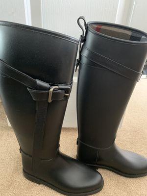 Burberry Rain Boots for Sale in Warren, MI