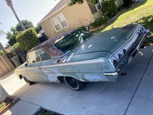 1962 Impala SS for Sale in Buena Park, CA