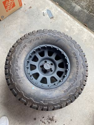 All Terrain Tire and Wheel for Sale in Orlando, FL