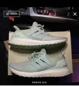 adidas Ultra Boost 1.0 Naked Waves Pack (Size 7.5) for Sale in Stoneham, MA