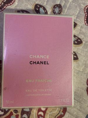 Chanel Perfume Chance Eau Fraiche for Sale in Los Angeles, CA