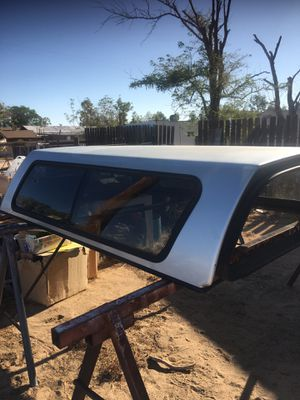 Camper shell for Sale in Apple Valley, CA