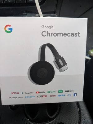 Google chrome cast for Sale in Indianapolis, IN