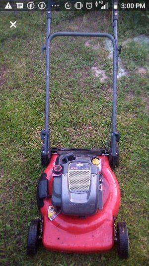 Good Snapper lawnmower for Sale in NEW PRT RCHY, FL