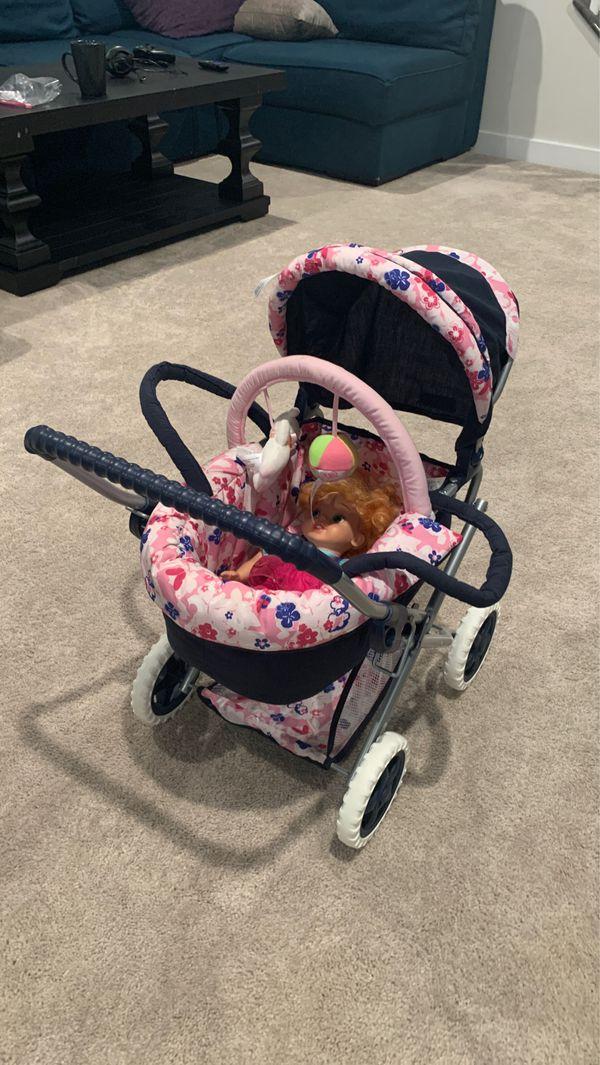 Baby Doll Stroller Corolle