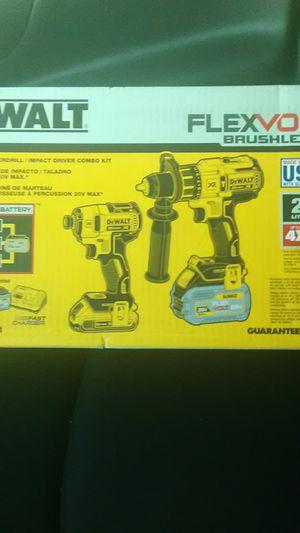 Dealt Flex volt combo for Sale in Denver, CO