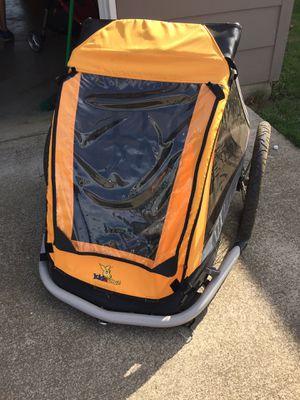Like new bike trailer (2 seater) for Sale in East Wenatchee, WA