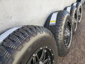 """17"""" Rims and Goodyear Tires for Sale in Orange, CA"""