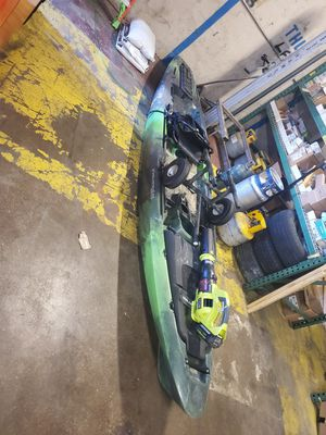 2016 wilderness systems ATAK Kayak for Sale in Dallas, TX