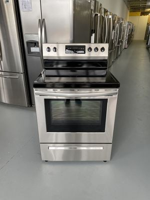 "NEW Frigidaire 30"" Stainless Steel Freestanding Electric Range - FFEF3054TS for Sale in Geneva, IL"