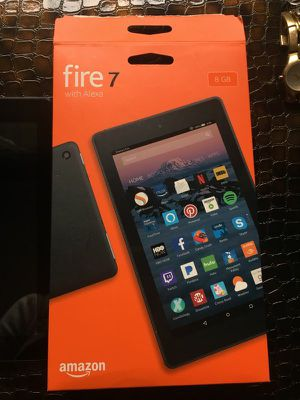 New kindle fire tablets for Sale in GILLEM ENCLAVE, GA