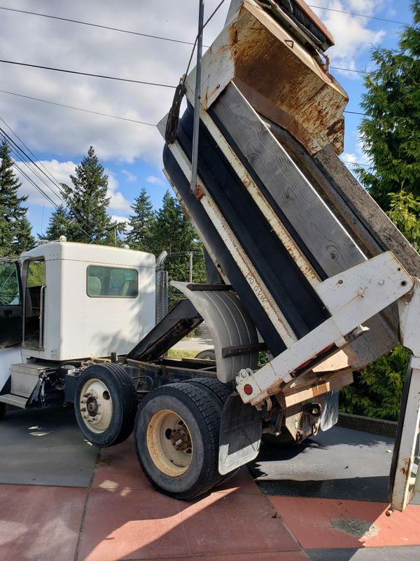 2002 Kenworth T300 dump truck for Sale in Milton, WA - OfferUpKenworth Dump Trucks For Sale Washington