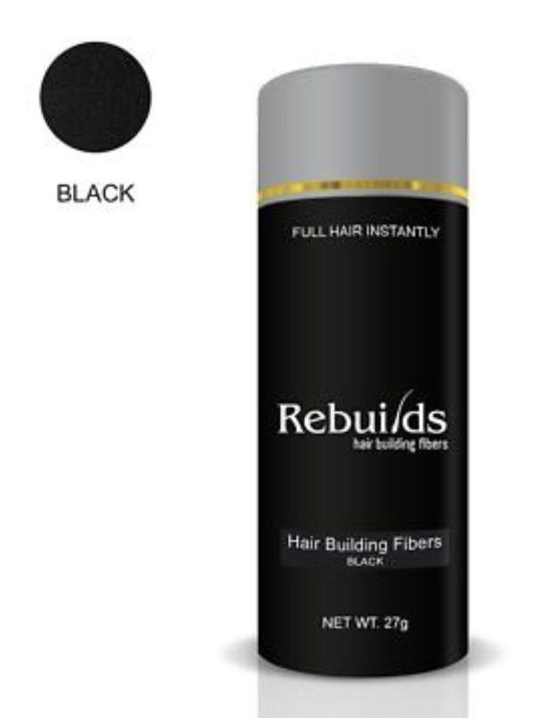 Rebuilds hair fibers