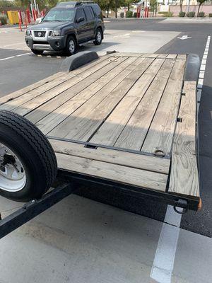 20x8 car hauler. for Sale in Peoria, AZ