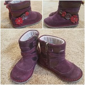 Strite rite toddler girl boots, size 5 for Sale in Everett, WA