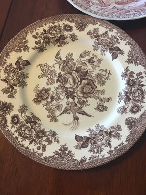 Spode collection and Royal Stafford Plates for Sale in Tacoma, WA