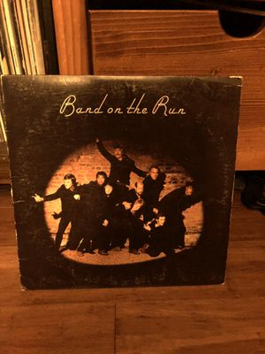 "Paul McCartney and the Wings ""Band on the Run"" on Vinyl for Sale in Seattle, WA"