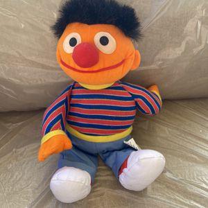 Ernie Stuffie Stuffed Animal for Sale in Lake Elsinore, CA
