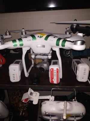 DJI phantom 3 standard drone.. 2.7k camera for Sale in Pompano Beach, FL