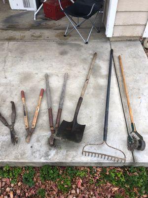 Gardening tools for Sale in Jurupa Valley, CA