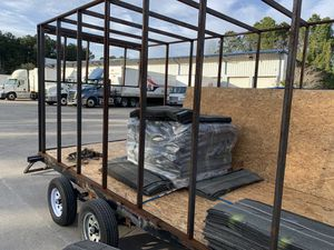 Pine Straw Trailer For Sale for Sale in Savannah, GA