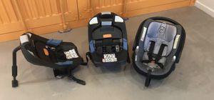 Cybex car seat with 2 bases and connecting stroller for Sale in Escondido, CA