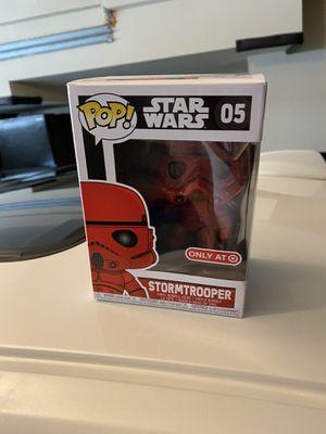 Funko POP Stormtrooper (#05) for Sale in Seattle, WA