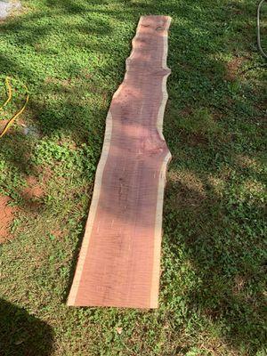 Live edge cedar slabs for Sale in Vinton, VA
