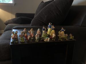 Disney's Snow White figures for Sale in Raleigh, NC