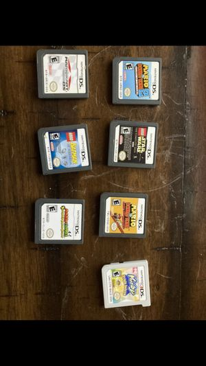 14 Ds game's for sale for Sale in Azusa, CA