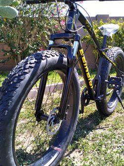 🚲FAT BIKE 7-Speed Mountain MTB BMX Road Bike Beach Cruiser City Bicycle (All-New)🚲 for Sale in Anaheim,  CA