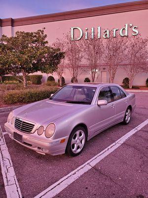 2002 E320 Mercedes for Sale in Tampa, FL
