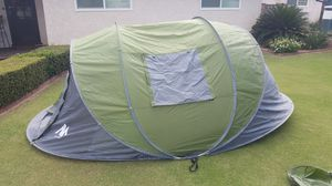 Pop up camping tent for Sale in Bloomington, CA