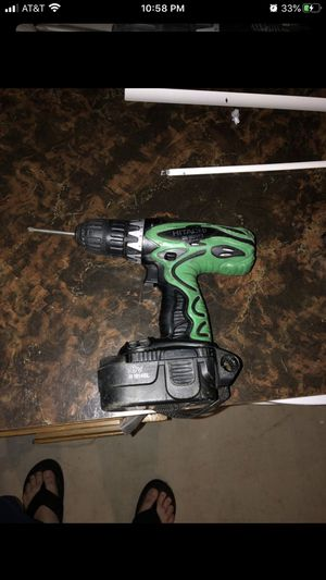 Hitachi cordless drill for Sale in Euless, TX