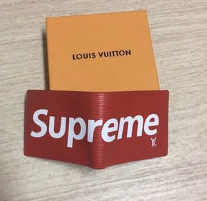 Supreme x Louis Vuitton wallet for Sale in Artesia, CA