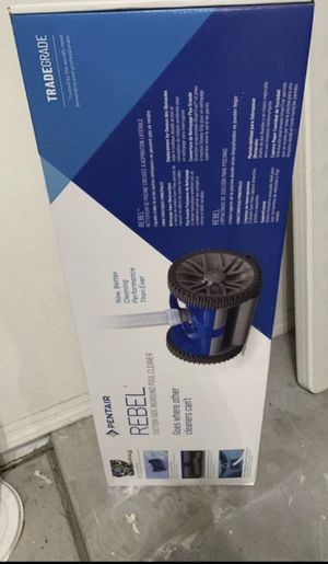 Pentair Rebel Pool Cleaner Trade Grade Brand New $300 FIRM for Sale in Mesa, AZ