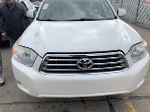 2008 Toyota Highlander limited for Sale in PA, US