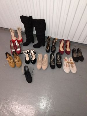 Women shoe collection for Sale in Grand Prairie, TX