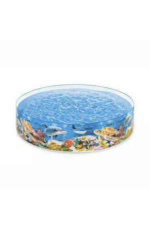 Intex 8ft x 18in Snapset Kids Pool for Ages 3+ FAST SHIPPING 8ft x 18in for Sale in Riverview, FL