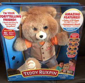 Teddy Ruxpin Classic Storytelling Bear for Sale in FL, US