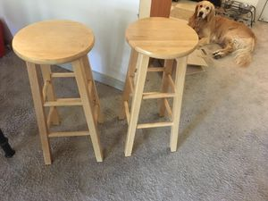 Dining room chairs and bar stools for Sale in Seattle, WA